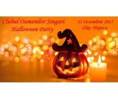 Evenimente pentru singles-Halloween party