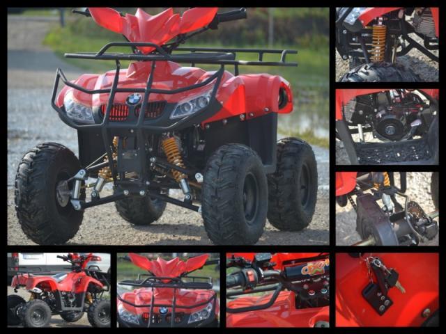 ATV Bmw 125cc Camo Nou cu Garantie - 2/3