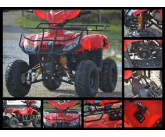 ATV Bmw 125cc Camo Nou cu Garantie - Poza 2/3