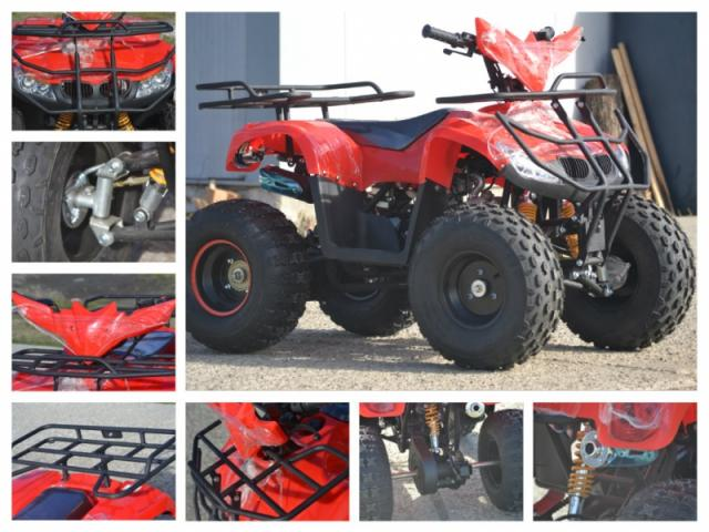 ATV Bmw 125cc Camo Nou cu Garantie - 3/3