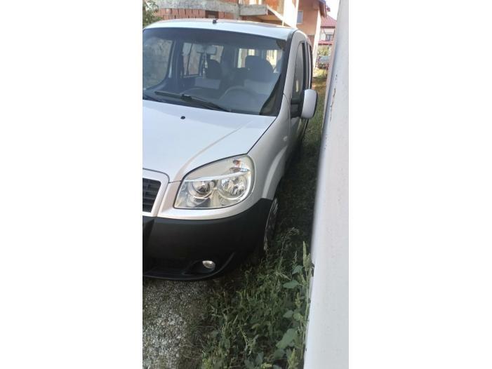 Fiat Doblo 1.3 multijet, 7 locuri 2007 - 1/3