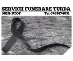 Servicii Funerare Turda – Pompe Funebre Non-Stop