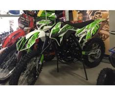 MOTOCROSS HURRICANE 250CC MANUAL 19/16