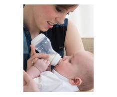 Biberon nou-nascut cu tetina cu scurgere lenta 170 ml