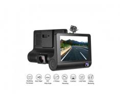 Camera Video Auto Tripla DVR Premium Reflection Vision
