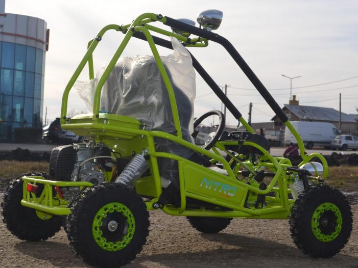BUGGY NOU:KINDER MIDDY OffRoad Deluxe - 3/3