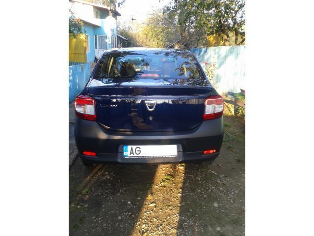 Vand Dacia Logan 1.2 16 V 2014 - 2/4