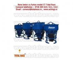 Cupe de beton capacitate mari Total Race