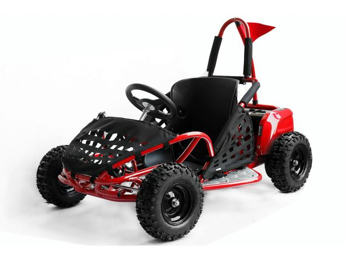 Utv Buggy Middi OffRoad Deluxe, M6,2021, Electric - 1/1