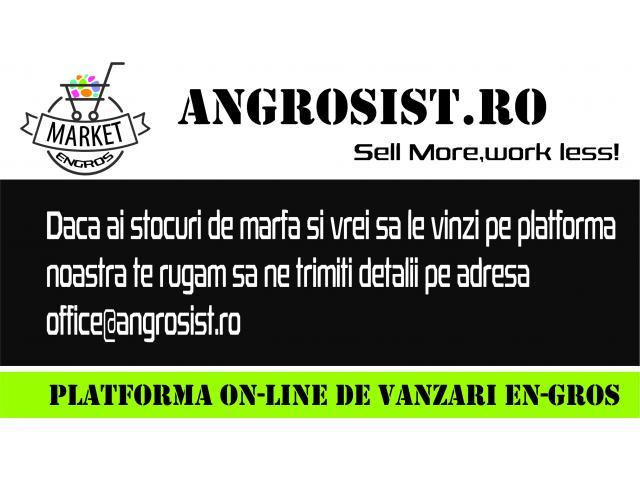 Angrosist.ro - Vinde mai mult, Lucreaza mai putin! - 1/5