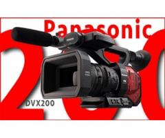 Panasonic AC90 , DVX200 , X1000 - Poza 1/3