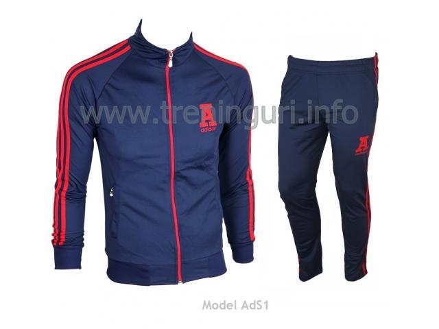 Treninguri.info-Trening Barbati Microfibra Adidas - 1/4