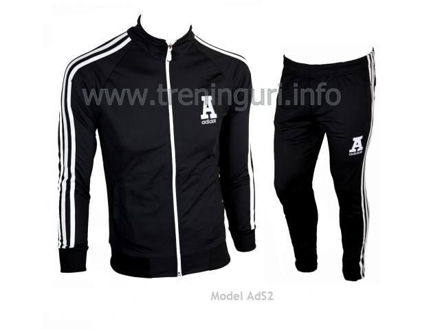 Treninguri.info-Trening Barbati Microfibra Adidas - 2/4