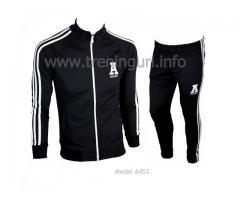Treninguri.info-Trening Barbati Microfibra Adidas - Poza 2/4