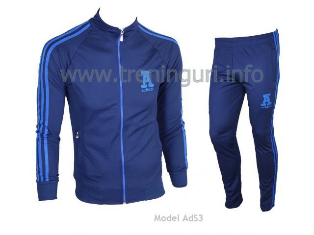 Treninguri.info-Trening Barbati Microfibra Adidas - 3/4