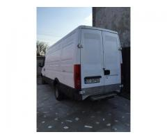 Iveco daily, model 2003
