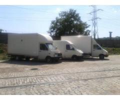 Transport marfa, mobila, bagaje