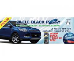 Reduceri substantiale la piese auto Ford