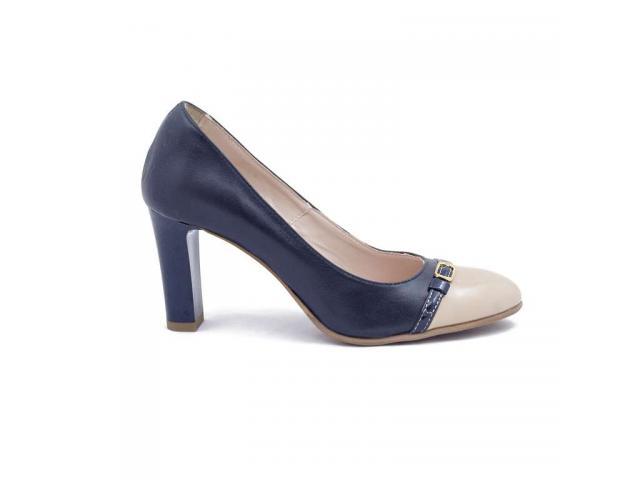 Pantofi piele naturala la comanda - 2/5
