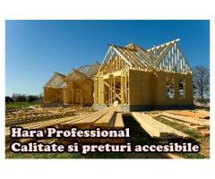 Construim case din lemn Brasov