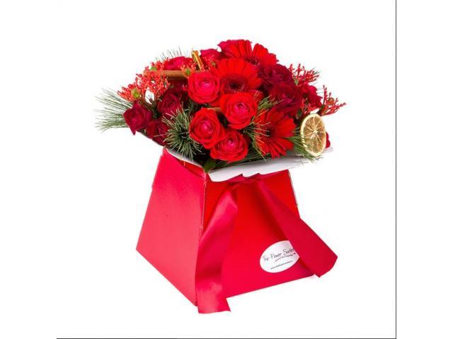 Floraria Online Theflowersociety Bucuresti - 1/1