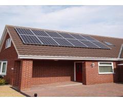 Panouri fotovoltaice profesionale la cheie