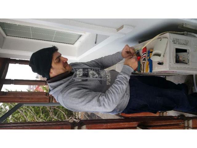 Promotie montaj aer conditionat pret 180 lei - 1/1