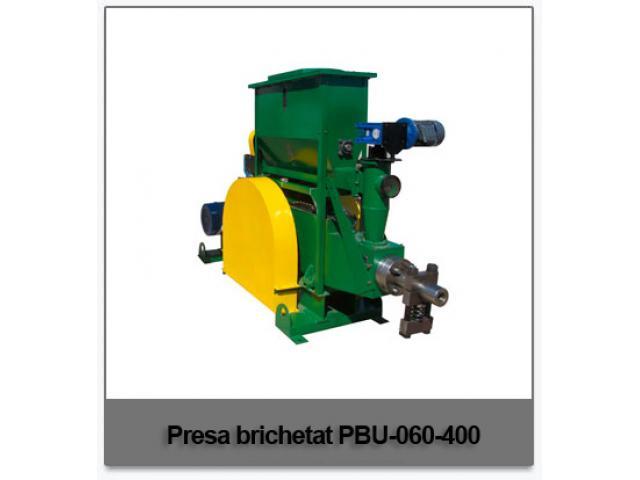 Agro Bio Brichet Srl solutii complete utilaje brichetat - 2/5