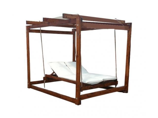 baldachine / balansoare plaja din lemn - 890 RON - 1/1