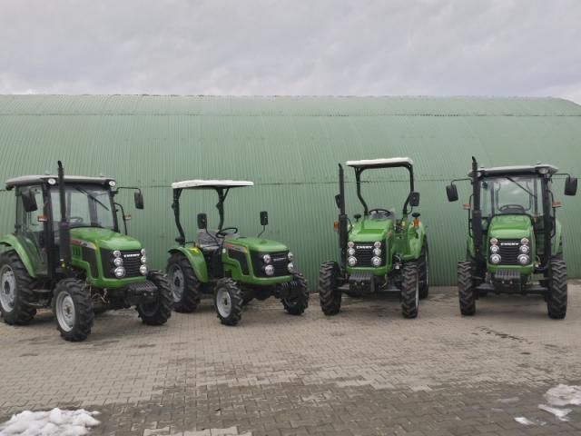 Tractor nou Chery Zoomlion! Promotie! - 2/3