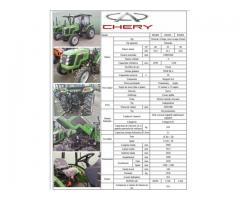 Tractor nou Chery Zoomlion! Promotie!