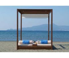 baldachine plaja din lemn - 490 RON