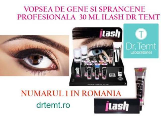 VOPSEA GENE SPRANCENE NEAGRA 30 ML ILASH DR. TEMT - 2/4