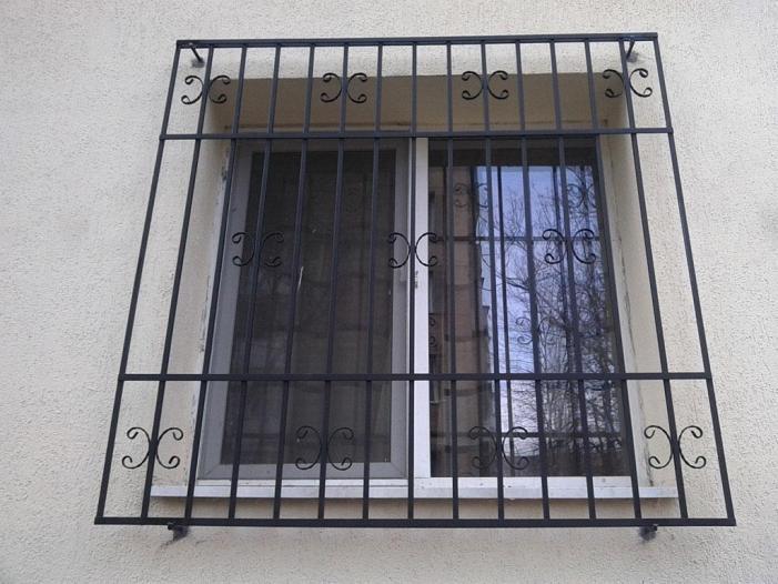 Grilaje Metalice Bucuresti -  Geamuri si Ferestre - Preturi Mici - 2/5