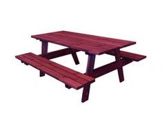 mese picnic din lemn - 435 RON