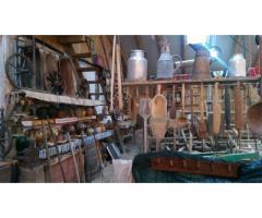 Vand obiecte vechi, scule, unelte, antichitati